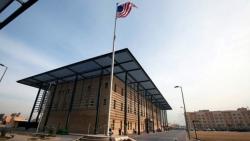 Ba ngày sau thỏa thuận Mỹ-Iraq về việc Washington kết thúc sứ mệnh, rocket nhắm vào Đại sứ quán Mỹ