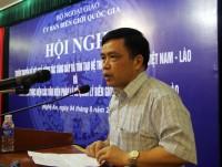 Kết quả nổi bật trong việc tăng dày, tôn tạo mốc biên giới Việt-Lào