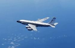 Máy bay chiến đấu Nga chặn máy bay do thám của Mỹ, Đức trên biển Baltic