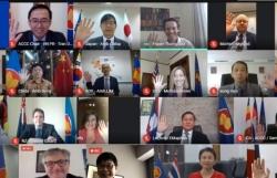 Cuộc họp Tham vấn của Ủy ban Điều phối Kết nối ASEAN với các Đối tác Đối thoại và các Đối tác khác