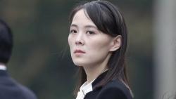 Bị Mỹ-Hàn phớt lờ cảnh cáo, em gái nhà lãnh đạo Triều Tiên chỉ trích 'hành động phản bội'
