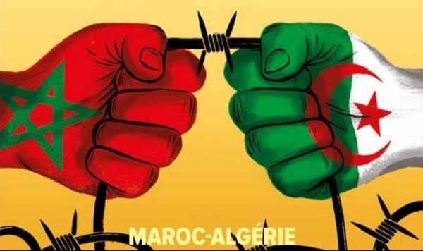 Algeria-Morocco: Cháy rừng thổi bùng căng thẳng