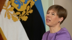 Tìm lối kiềm chế Nga ở Baltic, Tổng thống Estonia 'đòi' EU công bằng