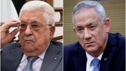 Tìm cách hóa giải 'mối duyên nặng nợ', Tổng thống Palestine gặp mặt Bộ trưởng Quốc phòng Israel