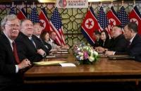 Truyền thông Triều Tiên: Mừng ông Bolton đi, ngại ông Pompeo ở