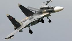 Trước cuộc tập trận chung khiến NATO và EU ngỡ ngàng, Nga điều loạt chiến đấu cơ Su-30 sang Belarus