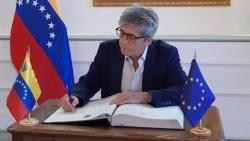 Sau loạt đòn trả đũa nhau gay gắt, EU có động thái đáng chú ý với Venezuela