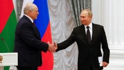 Nga-Belarus tập trận rầm rộ, nhất trí hoàn toàn 28 chương trình hài hòa luật pháp