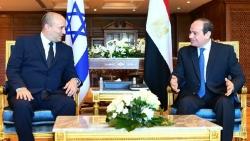 Sau 10 năm, một Thủ tướng Israel thăm Ai Cập, đặt nền móng cho 'quan hệ vững chắc'