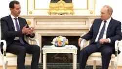 Thượng đỉnh Nga-Syria: Ông Putin nói về trở ngại của Damascus; Tổng thống Assad ca ngợi điều gì?