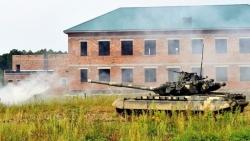 Mỹ-Ukraine khai màn cuộc tập trận lớn, Nga cũng đem... đạn thật diễn tập ở Biển Đen