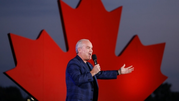 Bầu cử Canada: Đảng của Thủ tướng Trudeau từng bước tới chiến thắng, lãnh đạo đảng đối lập chính thừa nhận thua cuộc