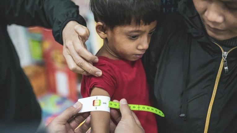 UNICEF cảnh báo: Chế độ dinh dưỡng của trẻ nhỏ không được cải thiện trong thập kỷ qua