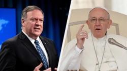 Lý do đằng sau việc Giáo hoàng Francis từ chối gặp Ngoại trưởng Mỹ