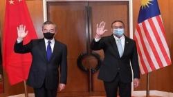 Malaysia và Trung Quốc ra tuyên bố chung, nói về hòa bình, an ninh và ổn định tại Biển Đông