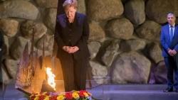 Thăm Israel một tuần trước khi rời vị trí Thủ tướng Đức, bà Merkel muốn gửi thông điệp gì?