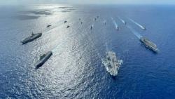 New Zealand nói gì về việc tham gia tập trận chung ở Biển Đông cùng nhóm 'Ngũ cường'?