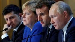 Lý do khiến hai nhà lãnh đạo Pháp, Đức đôn đáo, hết gọi tới Ukraine lại liên lạc với Nga