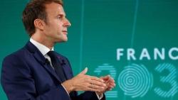 Tổng thống Macron công bố kế hoạch Nước Pháp 2030 - 'ngăn thứ ba của tên lửa đẩy'