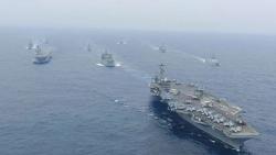 Chung 'giấc mơ' hàng hải, Bộ tứ vừa có hành động mới ở Ấn Độ Dương