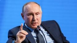 Khủng hoảng năng lượng: Tổng thống Nga nói về hành động vô nghĩa, lộ dự án mới với Trung Quốc