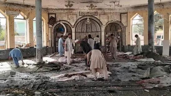 Afghanistan: Nổ kinh hoàng ở đền thờ Hồi giáo dòng Shi'ite, nguy cơ thành thảm sát