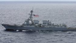 Tàu chiến Nga, Mỹ chạm trán trên biển Nhật Bản, Moscow lập tức tỏ thái độ