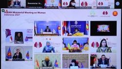Hội nghị Bộ trưởng Phụ nữ ASEAN lần 4: Việt Nam khẳng định cam kết thúc đẩy bình đẳng giới