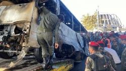 Đánh bom đẫm máu nhất trong nhiều năm qua ở Syria, 13 người tử vong