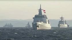 'Nóng mắt' vì hành động của Nga-Trung Quốc, Nhật Bản ra tuyên bố
