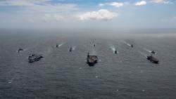 Tạp chí Mỹ: Hình thành hai khối lực lượng đồng minh chủ yếu ở Ấn Độ Dương-Thái Bình Dương
