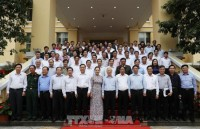 Tổng Bí thư Nguyễn Phú Trọng thăm và làm việc tại Hải Phòng