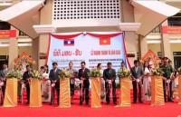 Khánh thành, bàn giao trường học - quà tặng của Tổng Bí thư Nguyễn Phú Trọng cho tỉnh Bolikhamsay, Lào