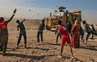 Binh sĩ Thổ Nhĩ Kỳ bắn người biểu tình Syria