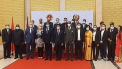 Long trọng kỷ niệm 45 năm quan hệ Việt Nam-Mozambique
