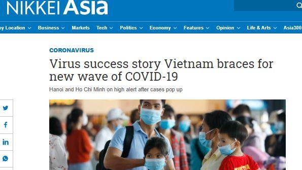 Thiên hạ nói gì về Việt Nam?