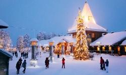Sự tích làng Ông già Noel ở Phần Lan