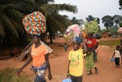 UNHCR: Áp lực lớn 'mang tên' người tị nạn từ CH Trung Phi