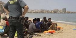 Cảnh sát Tây Ban Nha bắt giữ nhóm buôn người từ vùng lãnh thổ Melilla