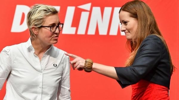 Đức: Lần đầu tiên bộ đôi nữ lãnh đạo chính đảng lớn