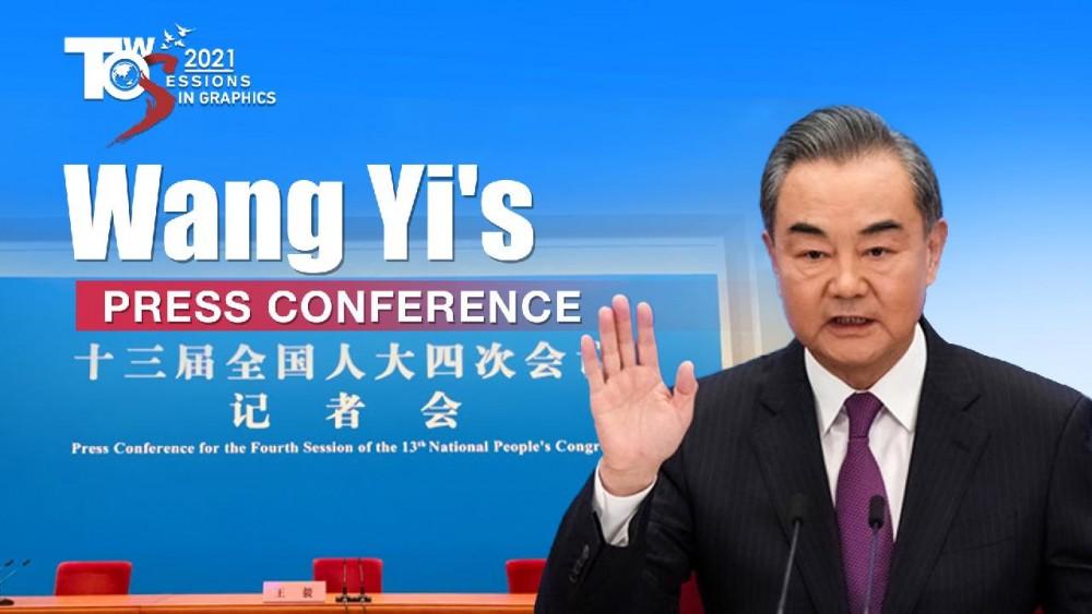 Điều thấy được từ một cuộc họp báo của Ngoại trưởng Trung Quốc