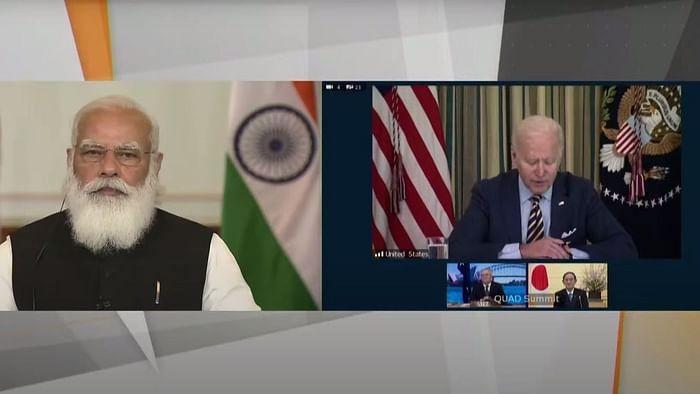 Tiêu điểm quốc tế trong tuần: Thượng đỉnh Bộ tứ lần đầu tiên, chiến thắng lập pháp của ông Biden, Libya sang trang mới