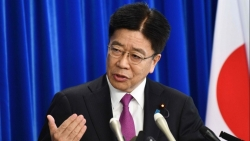 Nga kéo quân tới biển Nhật Bản tập trận 'khủng', Tokyo 'không thể chấp nhận'