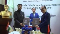 Cơ hội du học Ấn Độ với chương trình Học bổng Đại sứ 2021