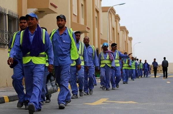 Qatar: Tăng lương tối thiểu lên mức 275 USD, lao động hưởng lợi