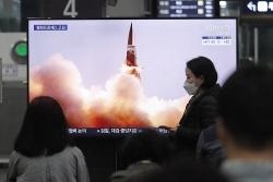 Mỹ sắp chủ trì hội nghị ngoại trưởng Mỹ-Nhật-Hàn đầu tiên dưới thời Tổng thống Biden?