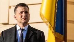 Căng thẳng leo thang với Nga, Tổng thống Ukraine thăm Thổ Nhĩ Kỳ
