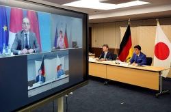 Nhật Bản-Đức lần đầu tiên đối thoại 2+2, chĩa mũi nhọn vào Trung Quốc