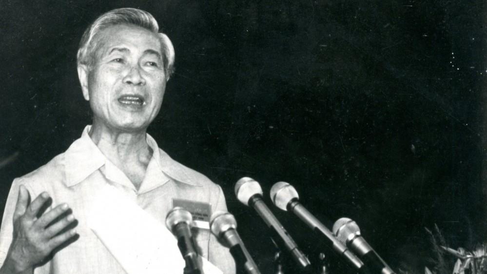 Dấu ấn về đào tạo cán bộ trẻ thời kỳ Bộ trưởng Nguyễn Cơ Thạch *