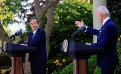 Tiêu điểm quốc tế trong tuần: Thượng đỉnh Mỹ-Nhật Bản 'nhắm' Trung Quốc, Nga-Ukraine chưa ngớt 'nóng', Tết buồn ở Đông Nam Á